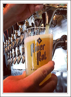River Rat Brewery - Beer Draft